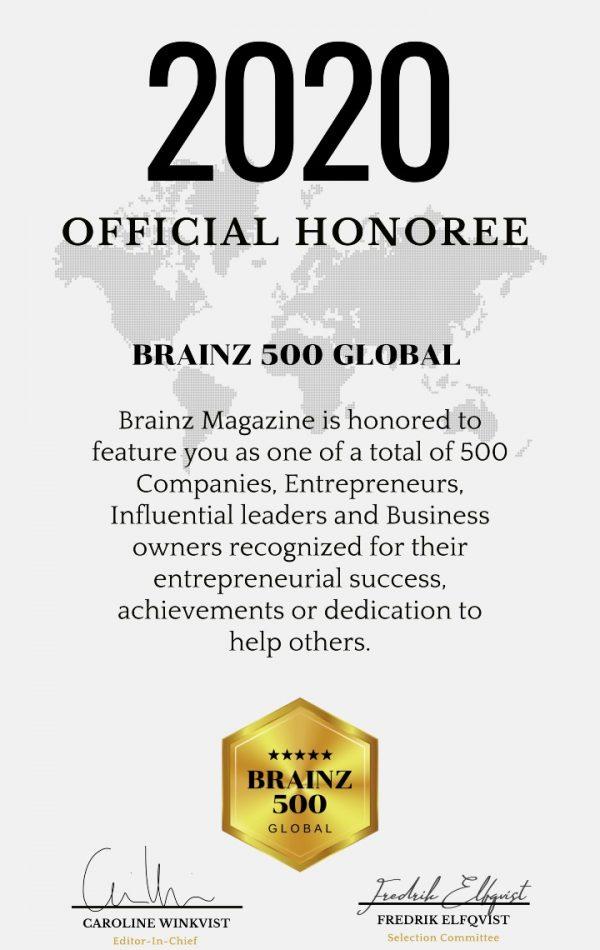 Brainz 500 - IG STORY